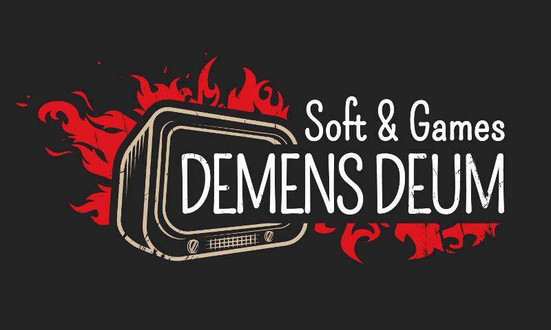 Demens Deum MiniGames Logo